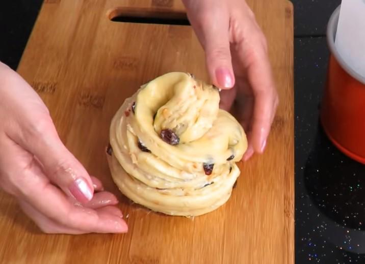 Кулич краффин - новый пошаговый рецепт пасхального кулича