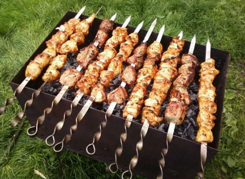 Лучший маринад для шашлыка из свинины - 10 самых вкусных маринадов, чтобы мясо было мягким и сочным