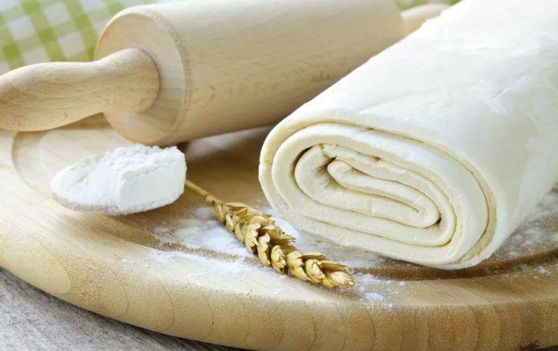 Слоеное тесто: 3 быстрых бездрожжевых рецепта слоеного теста