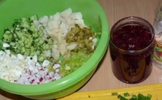 Как приготовить холодный борщ из свеклы?</p> <p> Классические рецепты с пошаговым описанием