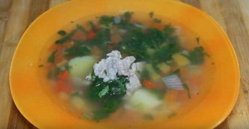 суп шурпа по классическому рецепту