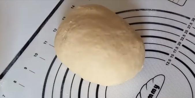 тесто для вареников с картошкой и жареным луком