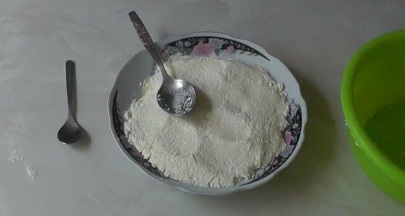 творожная начинка для соленых вареников
