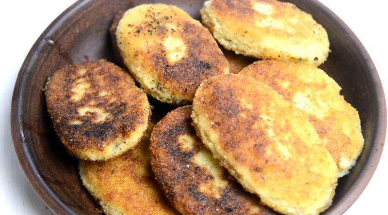 картофельные зразы с грибами