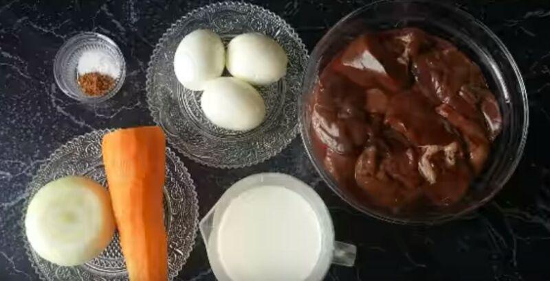 Паштет из куриной печени - рецепт пошаговый с фото