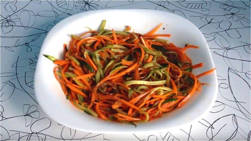 Огурцы по-корейски с соевым соусом быстрого приготовления
