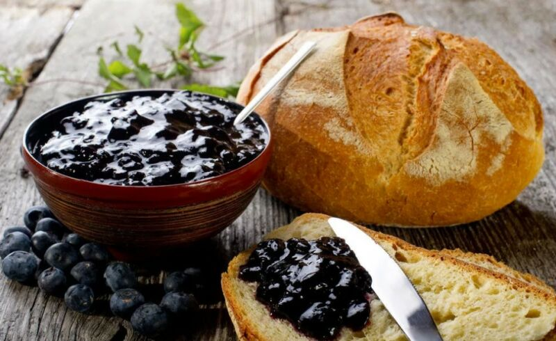 варенье из черники на зиму - простые рецепты