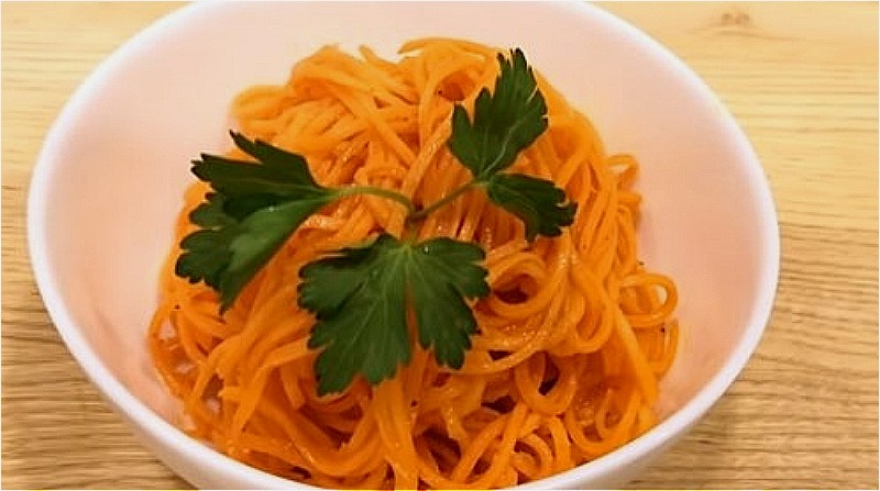 классический рецепт моркови по-корейски