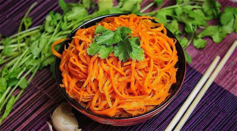 Как приготовить морковь по-корейски в домашних условиях? 8 рецептов корейской моркови