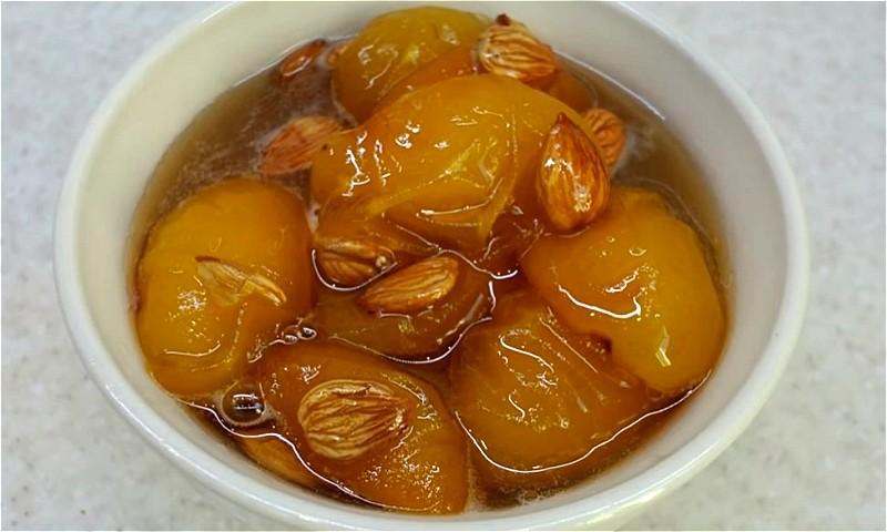 абрикосовое варенье по королевскому рецепту