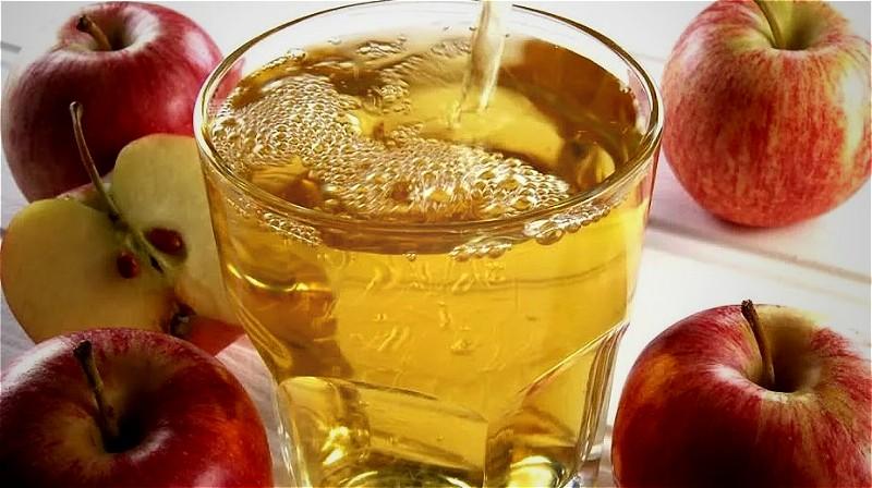 Вино из яблочного сока