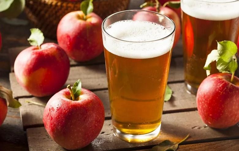 домашнее яблочное вино без отжима сока