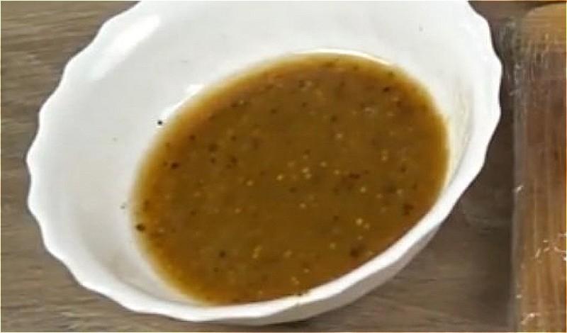 горчичный соус для селедки