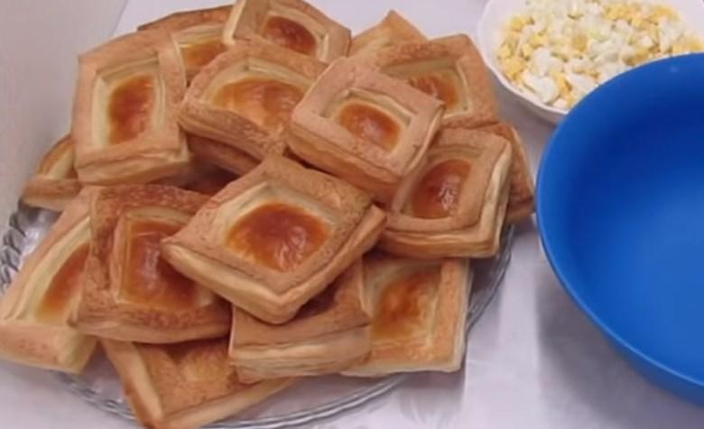 готовые корзиночки для закуски