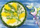Салат Мимоза с рыбными консервами — классические пошаговые рецепты