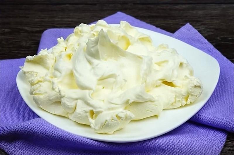 Сливочный сыр в домашних условиях