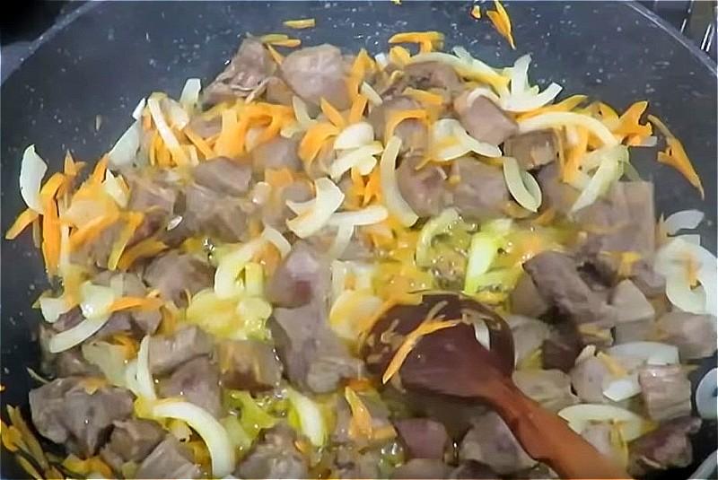 Тушеная говядина - самые вкусные рецепты