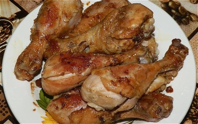 Куриные ножки в духовке с хрустящей корочкой: 5 лучших и вкусных рецептов