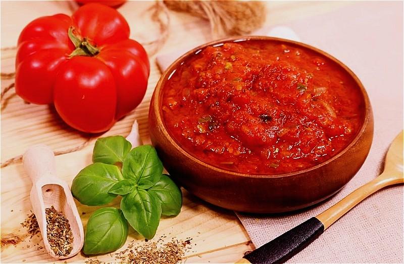 Томатный соус на зиму в домашних условиях - простые рецепты соуса из помидор