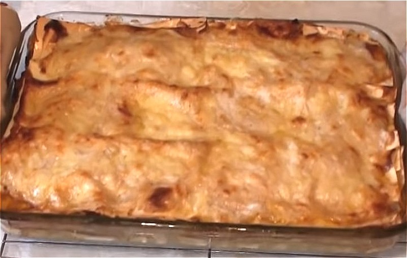 Лазанья с фаршем в духовке - 4 классических рецепта