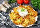 Оладьи из кабачков на сковороде: самые вкусные и простые рецепты